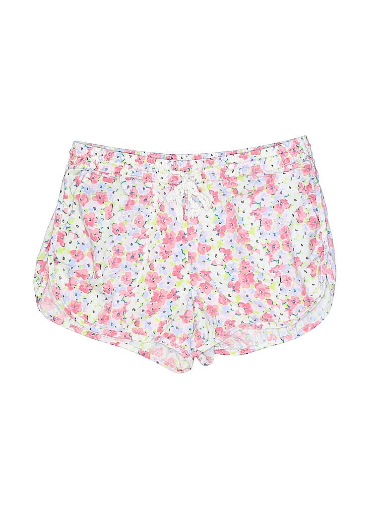 af8650755bd2 Victoria's Secret 100% Cotton Floral Pink Shorts Size M - 63% off ...