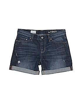 Gap Denim Shorts Size 25 (Plus)