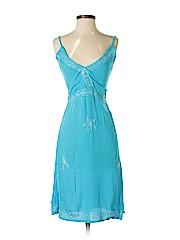 Tiki Palm Women Casual Dress Size S