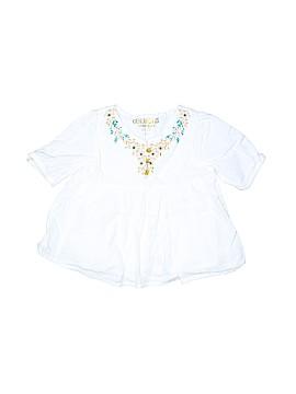 Genuine Baby From Osh Kosh Short Sleeve Blouse Size 5T