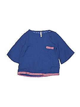 B Jewel Short Sleeve Blouse Size 8