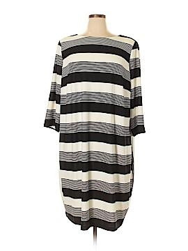 Carmakoma Casual Dress Size 8 - 10 Plus (Plus)