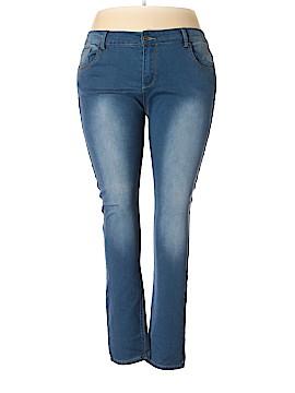 Elvi Jeans Size 22 (Plus)