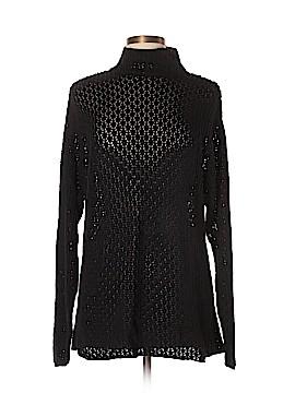 Garnet Hill Silk Pullover Sweater Size XL