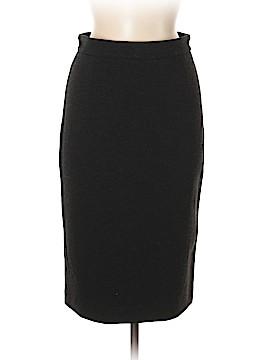 D&G Dolce & Gabbana Wool Skirt Size 42 (IT)