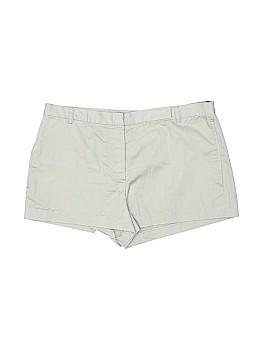 French Connection Khaki Shorts Size 8