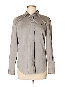 Escada Sport Long Sleeve Button-Down Shirt Size M
