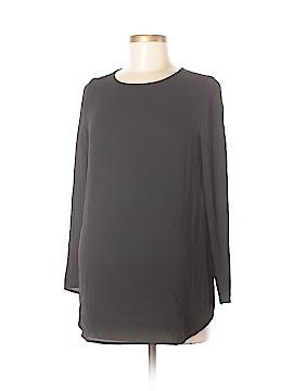 Noir Maternity Long Sleeve Blouse Size XS (Maternity)