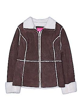 Xhilaration Leather Jacket Size M