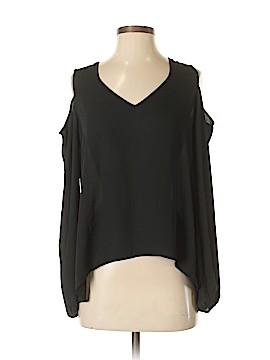 Saks Fifth Avenue Long Sleeve Blouse Size S