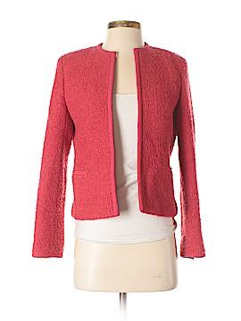 Jones New York Signature Wool Coat Size 4 (Petite)