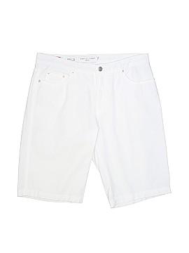 Fabrizio Gianni Jeans Khaki Shorts Size 10