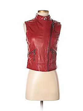 For Joseph Leather Jacket Size XS