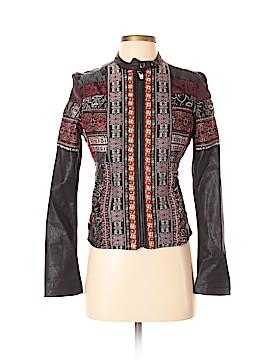 Chelsea & Violet Faux Leather Jacket Size XS
