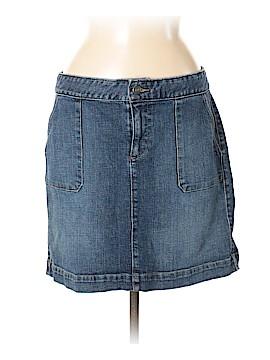 Ann Taylor LOFT Denim Skirt Size 8