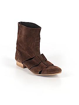 Madras Ankle Boots Size 36 (EU)