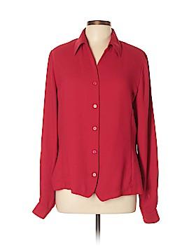Liz Baker Long Sleeve Blouse Size 14 (Tall)