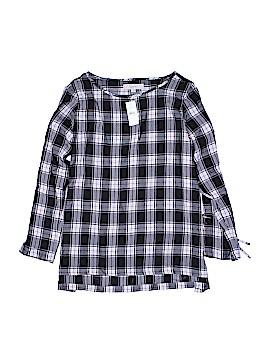 Ann Taylor LOFT Long Sleeve Blouse Size 1