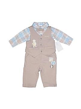 Disney Baby Long Sleeve Button-Down Shirt Size 3-6 mo