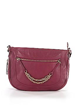 Halogen Leather Shoulder Bag One Size