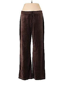 Moda International Velour Pants Size L