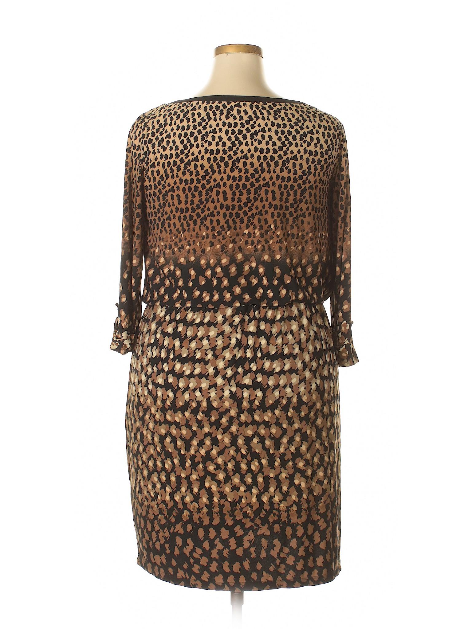 London Times Casual Dress Boutique winter fq0xwU6