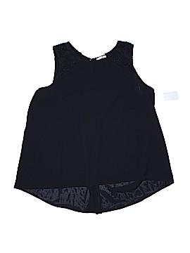 Mai Tai Sleeveless Blouse Size 3X (Plus)