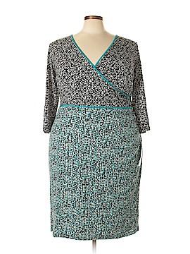 f2e0446bf2 London Times Casual Dress Size 24 (Plus)