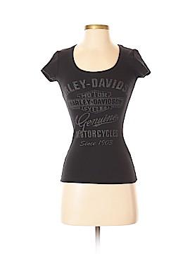 Harley Davidson Short Sleeve T-Shirt Size XS
