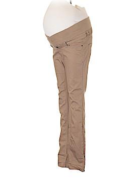 H&M Mama Khakis Size 10 (Maternity)