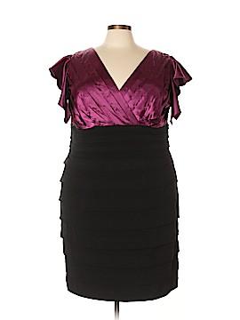 Roz & Ali Cocktail Dress Size 22 (Plus)