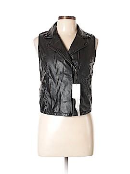 Uniqlo Faux Leather Jacket Size M