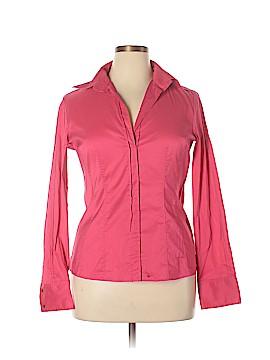 BOSS by HUGO BOSS Long Sleeve Blouse Size 14