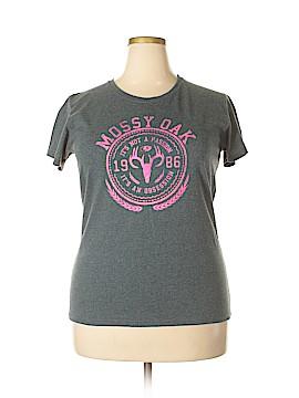 Mossy Oak Short Sleeve T-Shirt Size XL