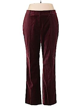Ann Taylor Velour Pants Size 14