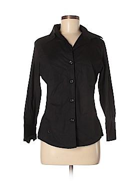 Harve Benard by Benard Holtzman Long Sleeve Button-Down Shirt Size M
