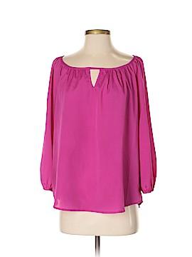 Whisper 3/4 Sleeve Blouse Size M