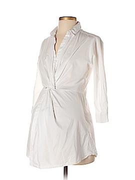 Maternal America 3/4 Sleeve Blouse Size XS (Maternity)