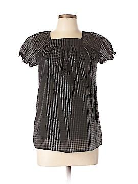 Yuka Short Sleeve Blouse Size L