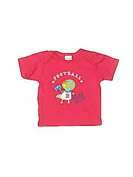 Little Beginnings Short Sleeve T-Shirt Size 0-3 mo