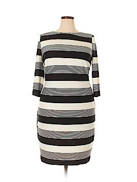 Carmakoma Casual Dress Size 16 Plus (S) (Plus)