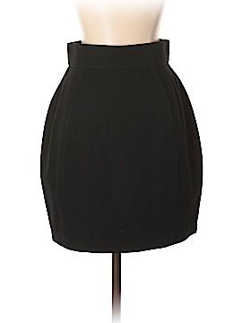 Thierry Mugler Wool Skirt Size 38 (EU)