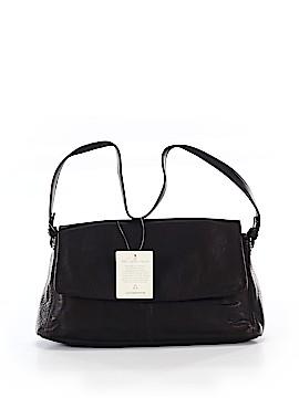 Liz Claiborne Accessories Leather Shoulder Bag One Size
