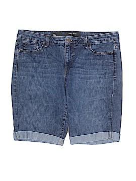 Nine West Denim Shorts Size 14