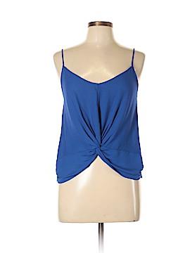 Plush & Lush Sleeveless Blouse Size S
