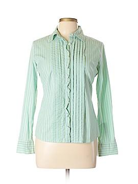 Boden Long Sleeve Button-Down Shirt Size 10