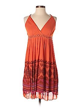 Eva Blue Casual Dress Size 8