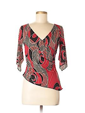 Julie's Closet 3/4 Sleeve Blouse Size M