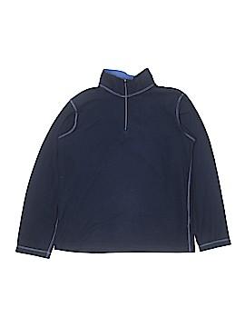 Lands' End Fleece Jacket Size L (Kids)