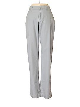 Garnet Hill Khakis Size 4